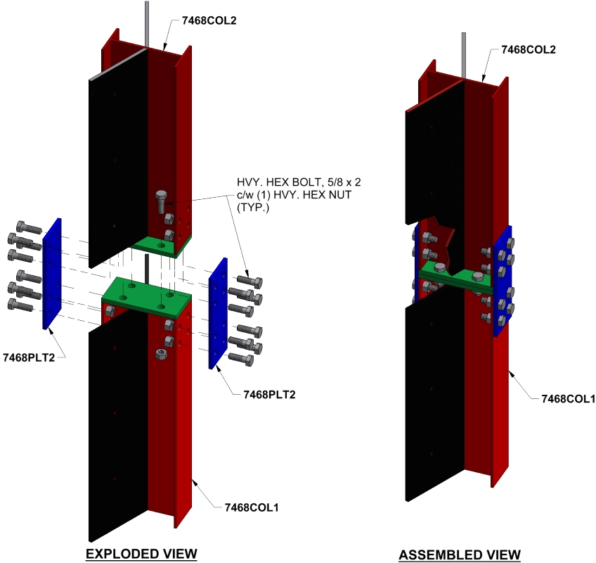 Beam Joint Assy
